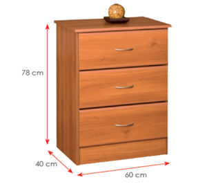 Wooden Wardrobe /Nightstands /Shoes Case /Side Cabinet (HX-DR325) pictures & photos
