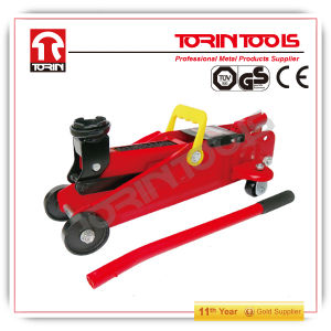 Hydraulic Trolley Jack Ta82008 (Capacity: 1.5T/2T) pictures & photos