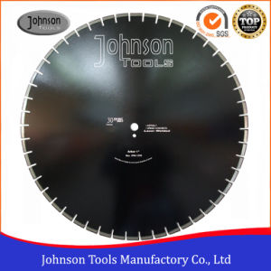 750mm Laser Welded Diamond Saw Blade for Green Concrete pictures & photos