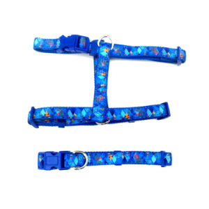 Custom Easy Walking Adjustable Dog Pet Harnesses for Small Dogs pictures & photos