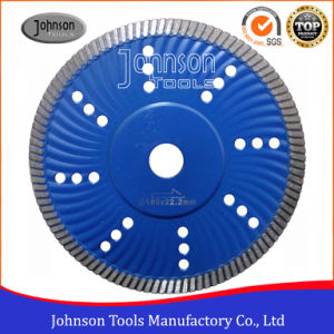 180mm Sintered Turbo Saw Blade for Granite Cutting pictures & photos