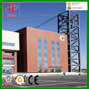 Steel Structures Building Construction Warehouse Prefabricated Workshop pictures & photos