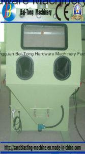 Direct Suction Type Dry Sandblasting Sandblast Machine Cabinet pictures & photos