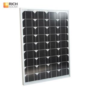 50W 12V Monocrystalline PV Solar Module pictures & photos