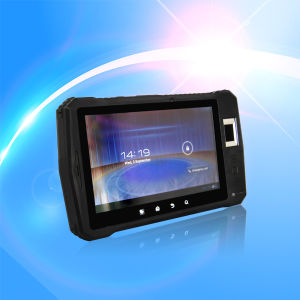 WiFi GPRS/3G/GPS Portable Fingerprint Time Attendance Scanner pictures & photos