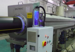 Online Ultrasonic System for Coefficient of Eccentricity of Plastic Pipes pictures & photos