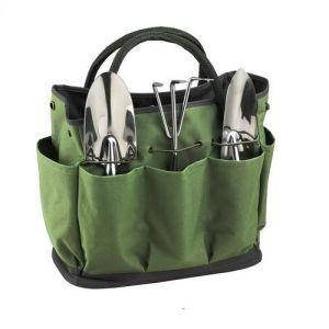 Multi-Functonal Garden Tool Bag with Garden Tools pictures & photos