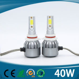 2017 New! Auto Parts 8th Generation LED Headlight H4 H3 9005 9004 H13 H7 with 4500lm pictures & photos