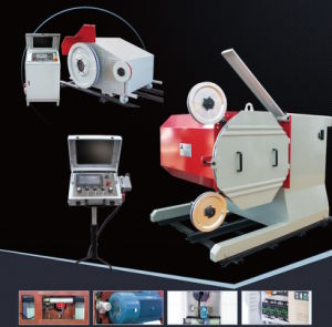 11kws-75kws Electrical Wire Saw Machine for Quarrying and Block Trimming of Natural Stone pictures & photos