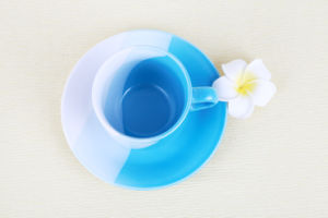 8oz Ceramic Cup and Saucer Set pictures & photos