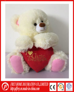 Hot Sale Plush Knight Bear Toy with CE ASTM pictures & photos