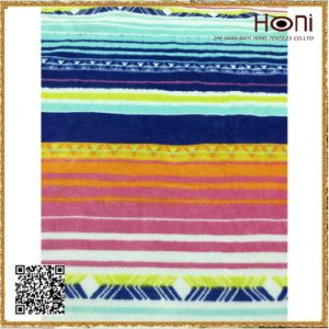 China Supplier Colorful Printed Kids Poncho pictures & photos