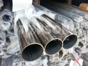 Welded/ Seamless Stainless Steel Round Pipe Color