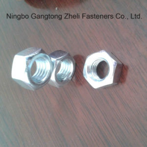 ISO4032 M6-M80 HDG Heavy Hex Nuts pictures & photos