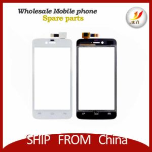 4.5 Inch Good Quality Wiko Birdy 4G Capactive Wholesale Touch Screen Digitizer Front Glass Replacement pictures & photos