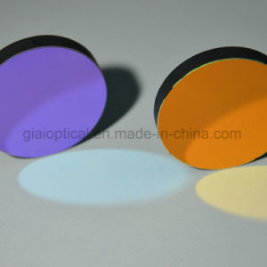 Giai 350-1100nm Bandpass Longpass Shortpass Optical Filter for Instrumentation Prototype pictures & photos