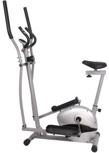 Elliptical Exercise Bike Cardio Fitness Gym Cycling Machine Gym with Seat pictures & photos
