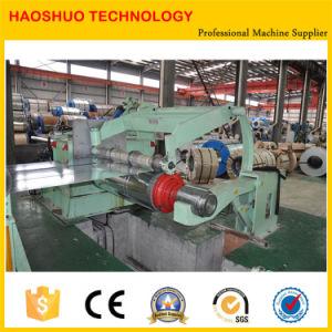 Carbon Steel Aluminium Coil Longitudinal Cutting Machine Slitting Machine pictures & photos