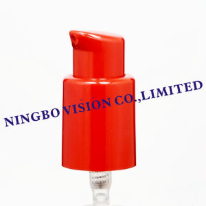 18/410 High Quality Unique Plastic Pump for Cream pictures & photos