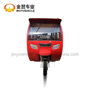 Jinyi Passenger Tricycle with 200cc Water Cooled Engine pictures & photos