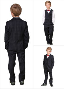 3 Piece Wedding Showing Suit for Kids pictures & photos