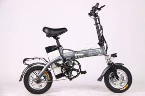 Electric Folding Bike 60km/H pictures & photos