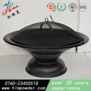 Silicon Based Heat Resistant Powder Coating with RoHS Standard for Fire Pit pictures & photos