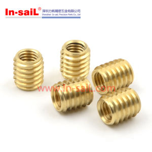 C3604 Threaded Inserts for Self-Tapping pictures & photos