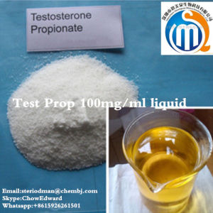 Weight Loss Injectable Anabolic Steriod Testosterone Propionate Test P for Bodybuilder pictures & photos