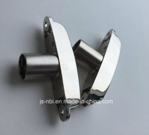 Zinc Die Casting Parts with Nickel Plated, Polished Parts pictures & photos