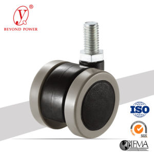 30mm Small Furniture Castors Wheel, Swivel Office Chair Casters From Caster Factory, Cabinet Castor, Medical Equipment Castor pictures & photos