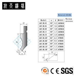 CNC press brake machine tools US 97-88 R0.8 pictures & photos