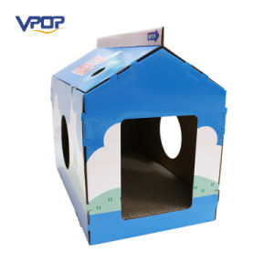 Custom Logo Printed Indoor Cat House Cat Products pictures & photos