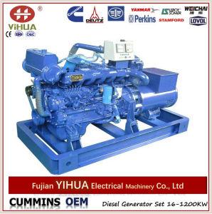 Weichai Huafeng Marine Diesel Generator Set 15kw to 100kw pictures & photos