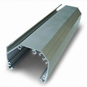 Aluminium/Aluminum Profile with Ts16949: 2008 ISO9001: 2008 Certified pictures & photos