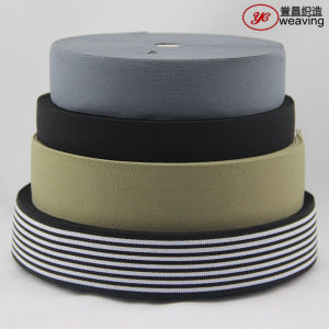 Factory Direct Hot Sale Woven Elastic Tape pictures & photos