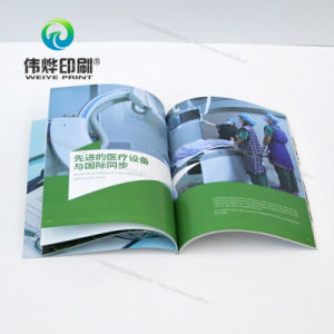 Promotional Brochure Printing for Coperate to Advertisement pictures & photos