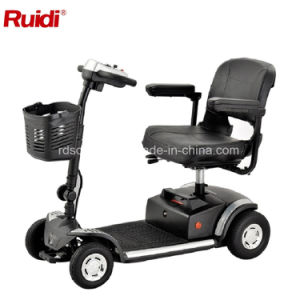 Small Size Light Weight Detachable Electric Mobility Scooter pictures & photos