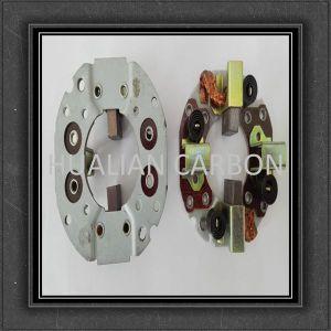 Alternator Brush Holder Assembly/Motorcycle Motor Parts Assembly/Cooling Fan Motor Carbon Brush and Brush Holder Assembly pictures & photos