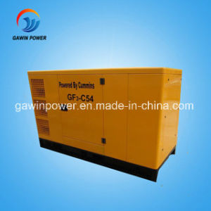 Powered by Commins GF3-C54 Diesel Generating Sets pictures & photos