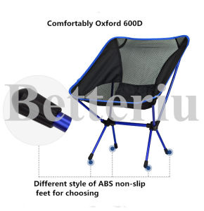 Luxury Outdoor Camping Chair with a Carry Bag pictures & photos