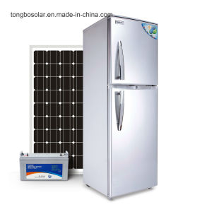 off Grid DC 12V Solar Refrigerator Freezer 55L/113L Triple Power Integrated pictures & photos