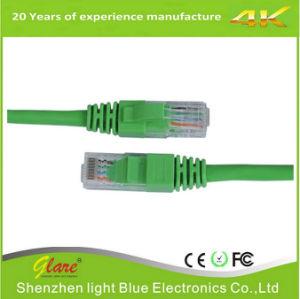 Blue Color PVC Cat 6 Ethernet Cable 6FT pictures & photos
