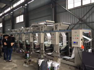 High Speed Gravure Print Machine pictures & photos