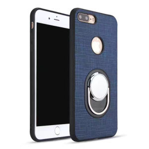 Grain Pattern Ultra Soft TPU Leather Case for iPhone 7 pictures & photos