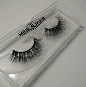 3D Multi-Layer Mink Fur Eyelashes Soft Comfortable Handmade False Eyelashes