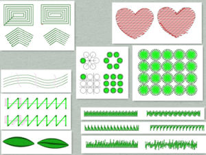 Dahao Embroidery Software Emcad Pattern Design System pictures & photos
