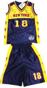 Custom Boys Basketball Dry Fit Mesh Sportswear Tracksuits (A750)