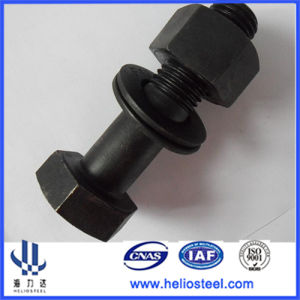 Fastener Steel Bar A193 B7 A311 A320 A321 A331 A325 A354 A449 A490 pictures & photos