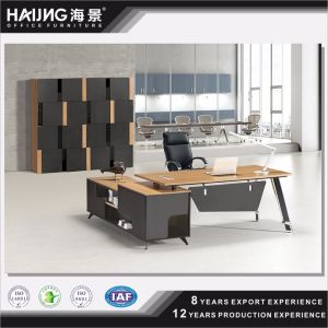 Modern Design Office Desk Office Table, Melamine Desk